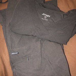 Jockey Scrub Set